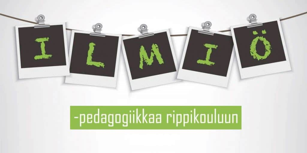 Ilmiöpedagogiikka -logo